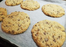 DoubleTree Chocolate Chip cookie